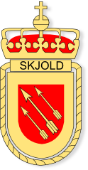 skjold-arms